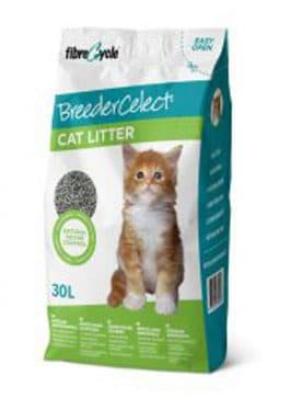 BreederCelect Kattenbakvulling 30 liter