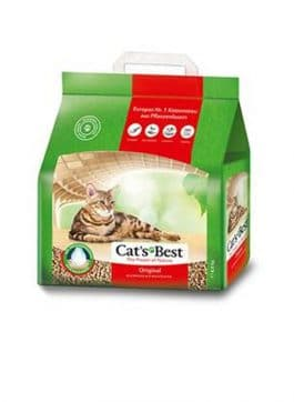 Cat's Best Oko Plus Kattenbakvulling 10 liter