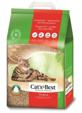 Cat's Best Oko Plus Kattenbakvulling 20 liter