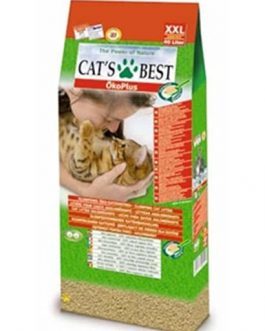 Cat's Best Oko Plus Kattenbakvulling 40 liter