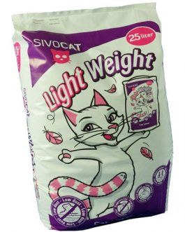SivoCat Light Weight 25 liter