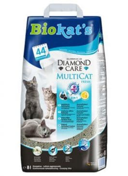 Biokat's Diamond Care Multi Cat 8 liter