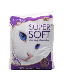 SivoCat Super Soft 12 liter