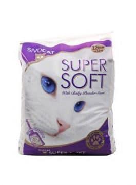 SivoCat Super Soft 12 liter