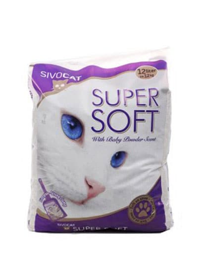 Sivocat Supersoft Kattengrit Javame