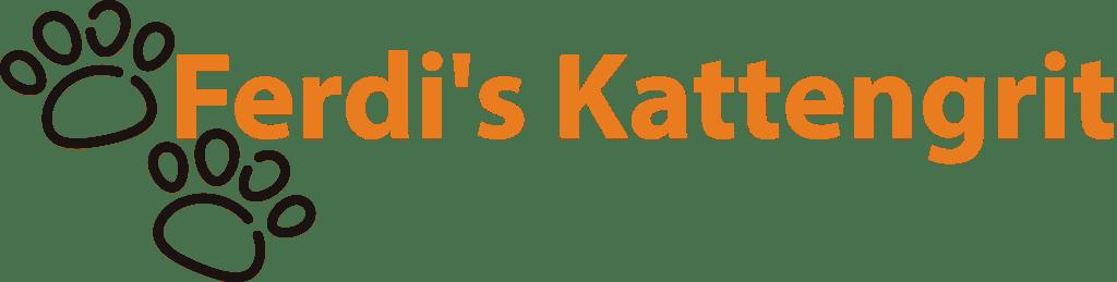 ferdi kattengrit logo