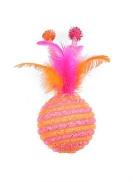 Jumbo Jazzle Sparkler Roze