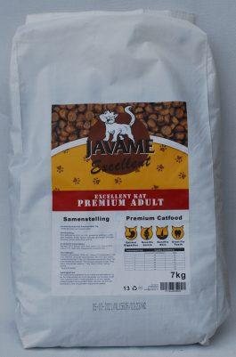 Javame Excellent Kat Premium Adult 7kg