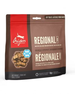 Orijen FREEZE-DRIED TREATS Cat Regional Red 35 gr.