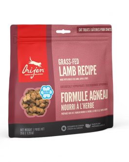 Orijen FREEZE-DRIED TREATS Cat Grass-Fed Lamb 35 gr.