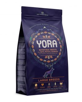 YORA Dog Adult Large Breed 12 kg.