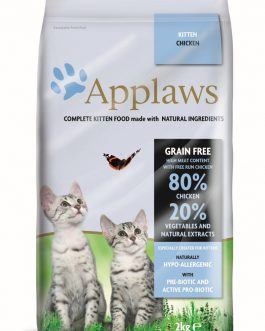Applaws CAT DRY Kitten 2 kg.