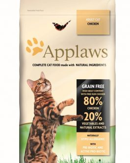 Applaws CAT DRY Adult Chicken 2 kg.