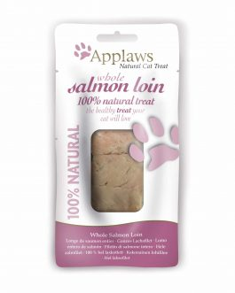 Applaws CAT LOINS Salmon 30 gr.