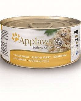 Applaws CAT CANS Chicken Breast 70 gr.