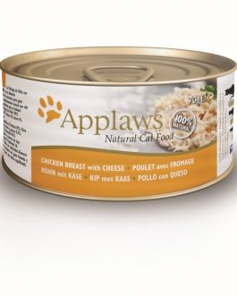 Applaws CAT CANS Chicken Breast & Cheese 70 gr.