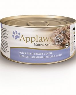 Applaws CAT CANS Ocean Fish 70 gr.