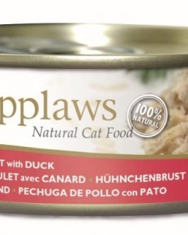 Applaws CAT CANS Chicken & Duck 156 gr.
