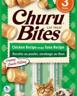 INABA BITES Chicken Recipe Wraps Tuna Recipe