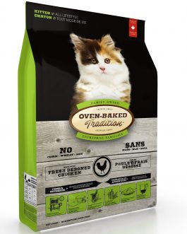 OBT Cat Food Kitten 2.27 kg