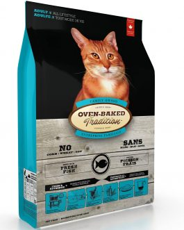 OBT Cat Food Adult Fish 2.27 kg