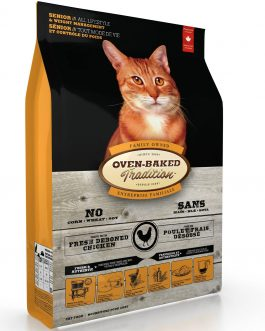 OBT Cat Food Senior 4.54 kg