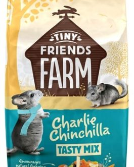 Supreme charlie chinchilla