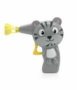 Bubble cat bellenblaas pistool handmatig vanillesmaak