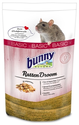 Bunny nature rattendroom basic