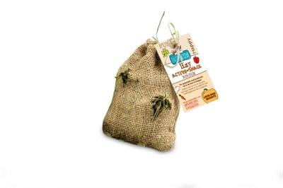 Bunny nature hooi-active-snack favoriete groenten