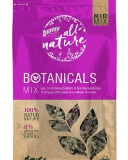 Bunny nature botanicals midi mix brandnetelblad / korenbloembloesem