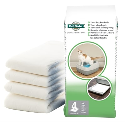Petsafe urineopvang mat voor deluxe kattenbak