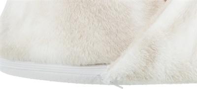 Trixie kattenmand iglo nelli wit / taupe