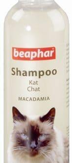 Beaphar shampoo kat macadamia (250 ML)